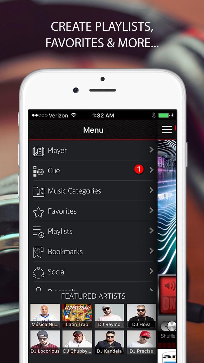 DJ Lobo Screenshot
