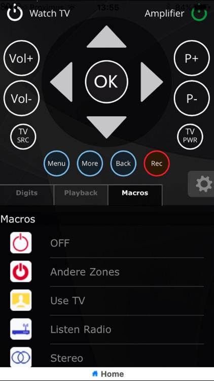 MyURemote - Universal Remote Control