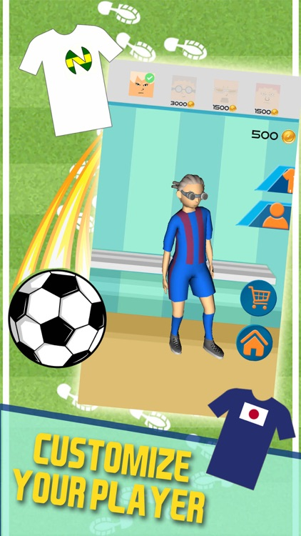 Penalty shootout - Soccer Cup screenshot-1