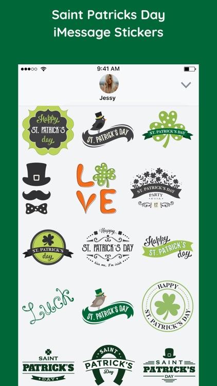 Happy Saint Patricks Day Emoji