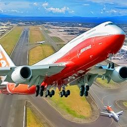 Airplane Flight Pilot Sim 018