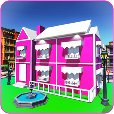 Activities of Doll House Building Game