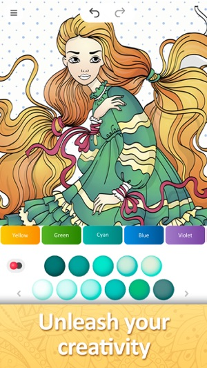 Magic Coloring Books on the App Store