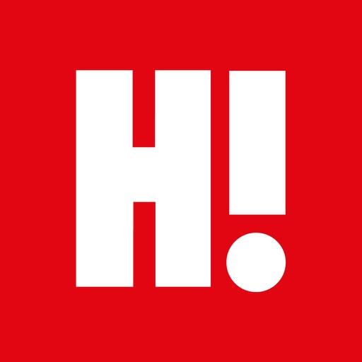 ¡HOLA! ESPAÑA Sitio web iOS App