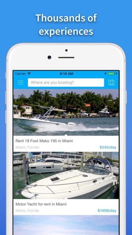 GetMyBoat - Boat Rental & Yacht Charter screenshot-3
