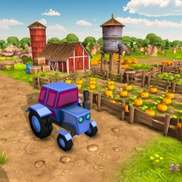 Blocky Farm Simulator