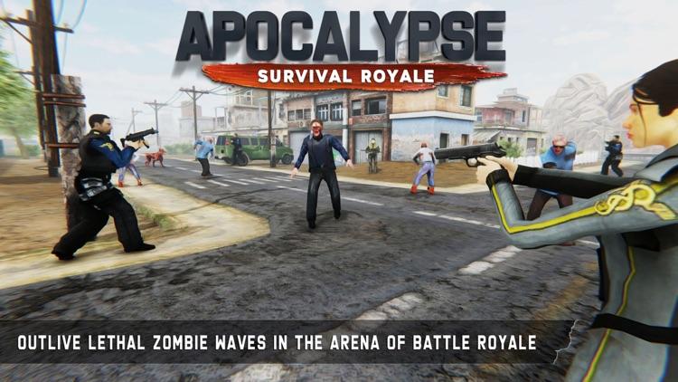 Apocalypse Survival Royale