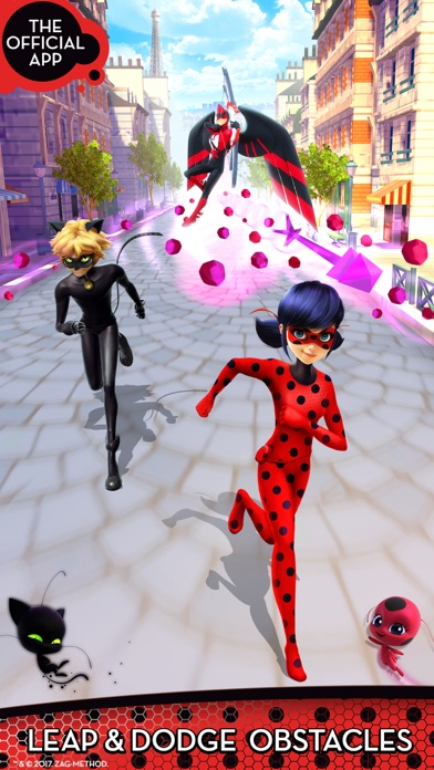 Miraculous Ladybug & Cat Noir screenshot 1