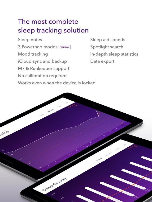 Pillow Automatic Sleep Tracker Screenshot