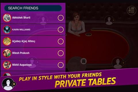 Poker Live! 3D Texas Hold'em - náhled