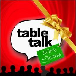 Table Talk for Christmas