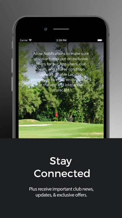 Gallus Golf Club screenshot 4