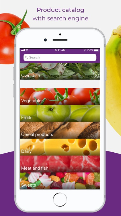 Calorie Counter - Meal Planner