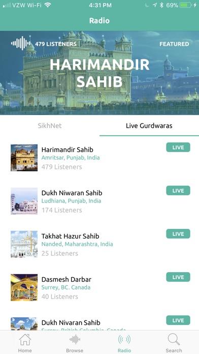 SikhNet Gurbani Media Center - AppRecs