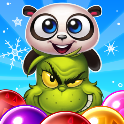 Panda Pop - Bubble Shooter app