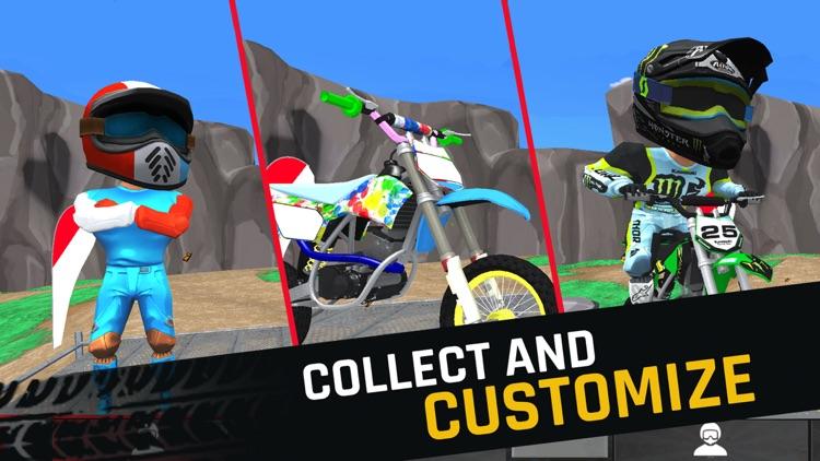 MXGP Motocross Rush screenshot-3