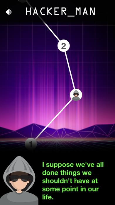 Hacker Man screenshot 1