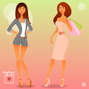 Girlish Women Shopping app
