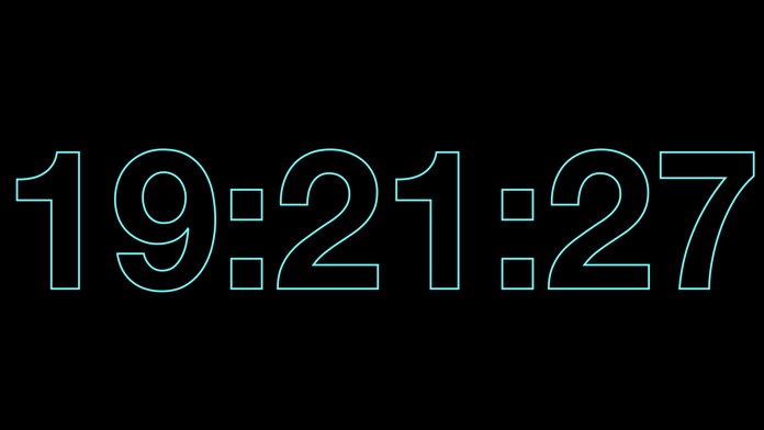 ClockZ | Clock Display + Alarm Screenshot