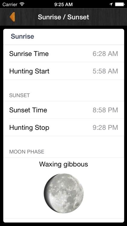 iHunter Washington screenshot-4