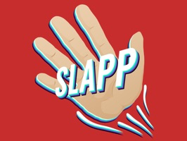 Slapp is a clear and simple way to express your frustrations