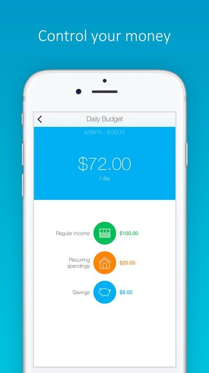 Daily Budget Original Pro