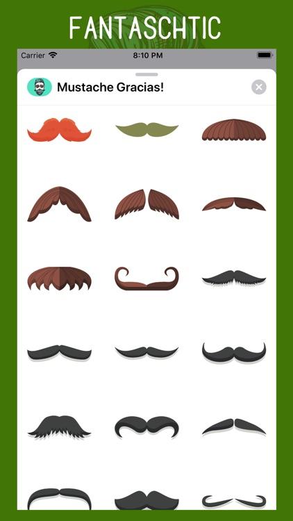 Mustache Gracias screenshot-3