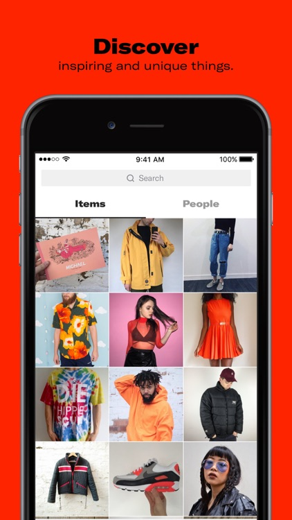 Depop - Buy, Sell, Discover and Share screenshot-3