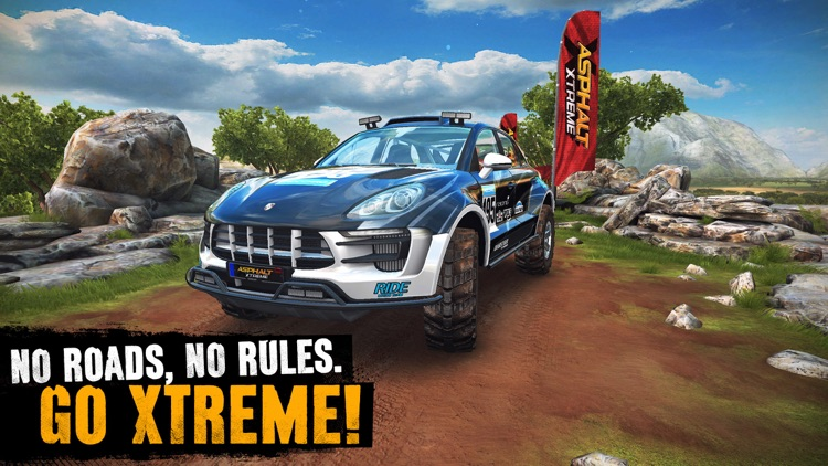 Asphalt Xtreme screenshot-0