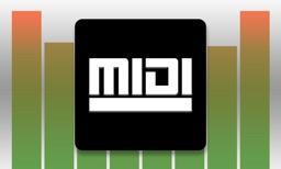 MidiTV Clock