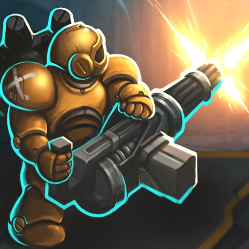 XTEAM - SF Clicker RPG