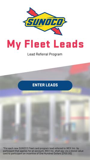 My Fleet Leads on the App Store