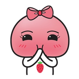 Cute Fruit Animated Stickers