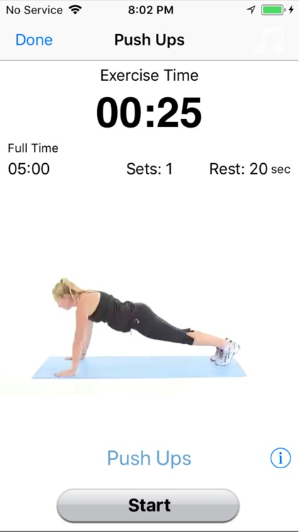 Six Pack Workouts App