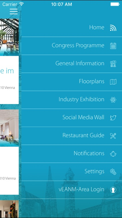 EANM'17 Congress App screenshot-4