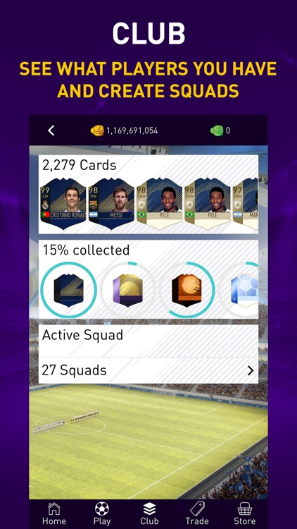 FUT 18 DRAFT AND PACK OPENER