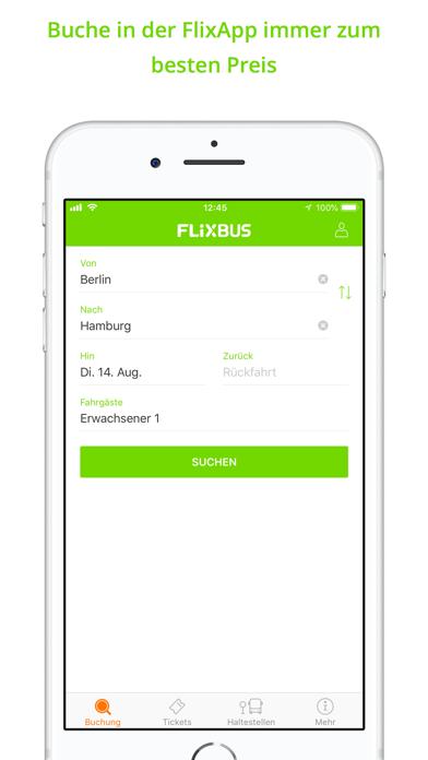 Herunterladen FlixBus: Fernbus durch Europa für Pc