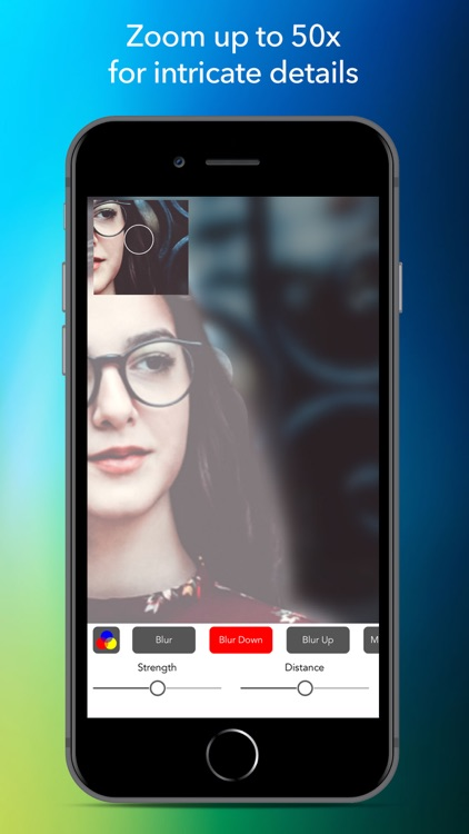 Magic Portrait Mode screenshot-3