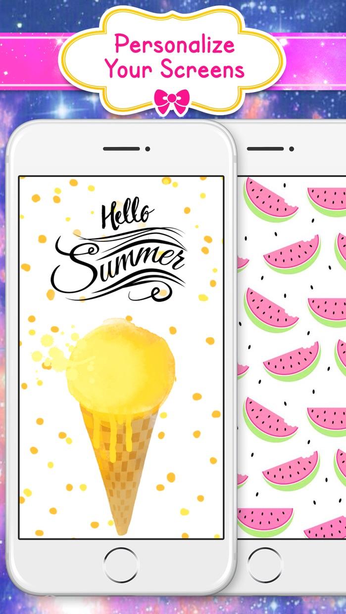 Cute Wallpapers & Backgrounds• Screenshot