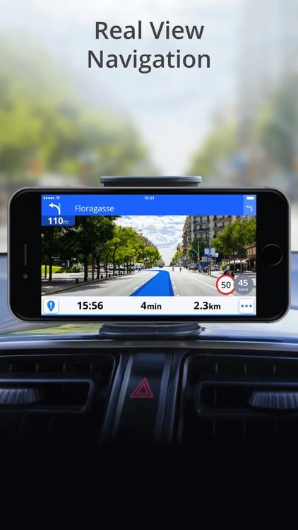 Sygic World: GPS Navigation screenshot-4
