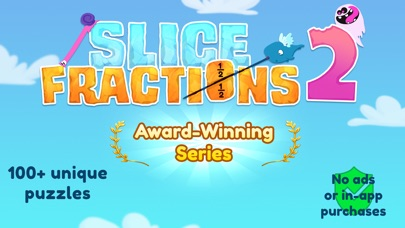 Screenshot for Slice Fractions 2 in Viet Nam App Store
