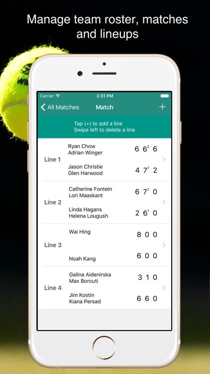 TennisKeeper - Tennis Tracker screenshot-7