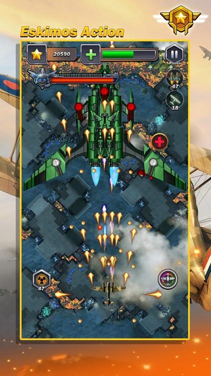 Squadron War: Galactic fighter screenshot-3