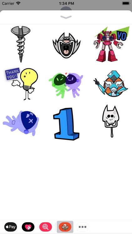 Jackbox Games Sticker Pack 2
