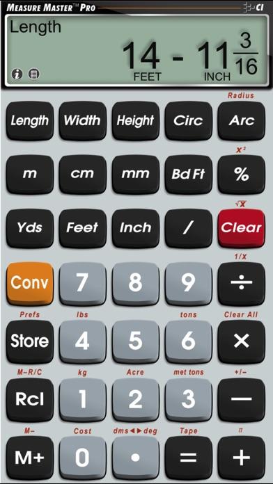 Measure Master Pro app image