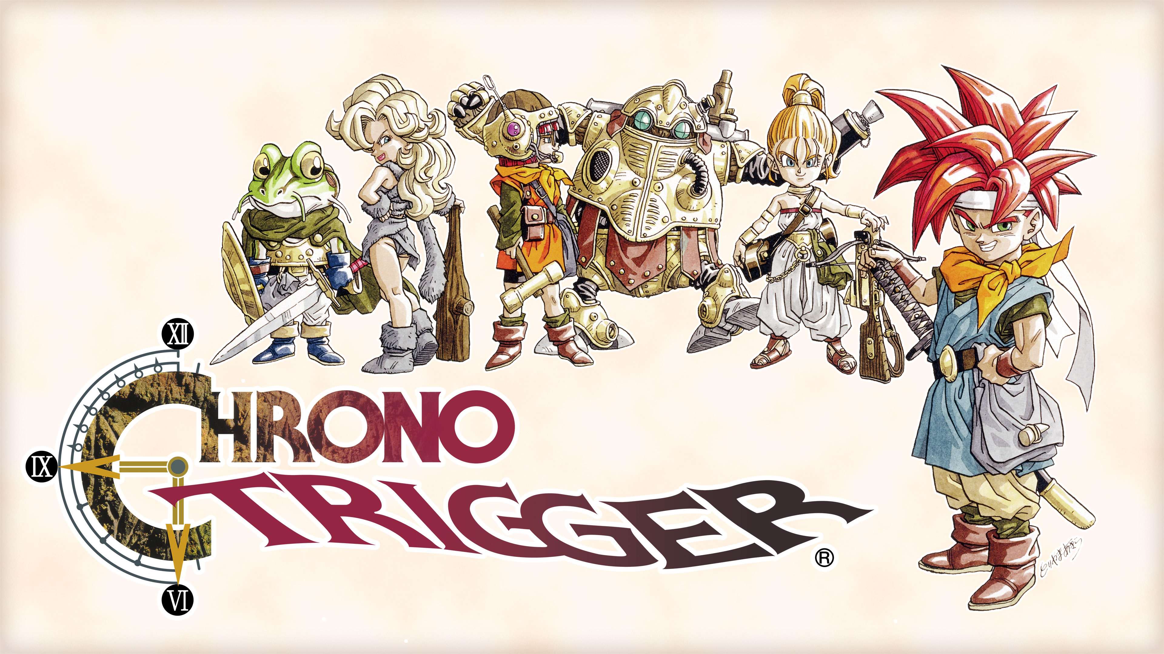 CHRONO TRIGGER (Upgrade Ver.) screenshot 11