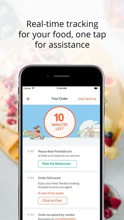 foodpanda Food Delivery screenshot-4