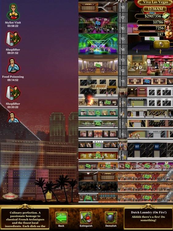 VegasTowers HD screenshot-0