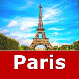 Paris (France) Travel Map