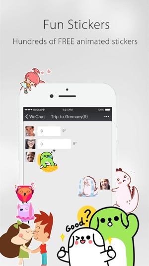 Wechat on the app store wechat on the app store reheart Images